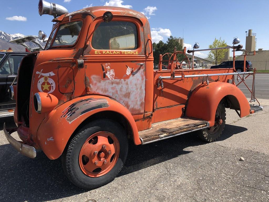 1939 ford firetruck
