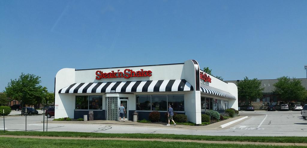 Steak N Shake Battlefield Road Springfield Missouri Flickr