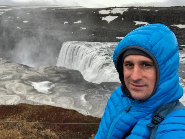 Sele en Dettifoss (Islandia)