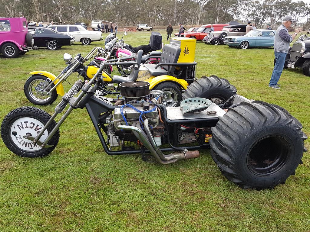 2018 Starr Wheels >> Custom V8 Trike | Covers a Custom V8 Trike that was on displ… | Flickr
