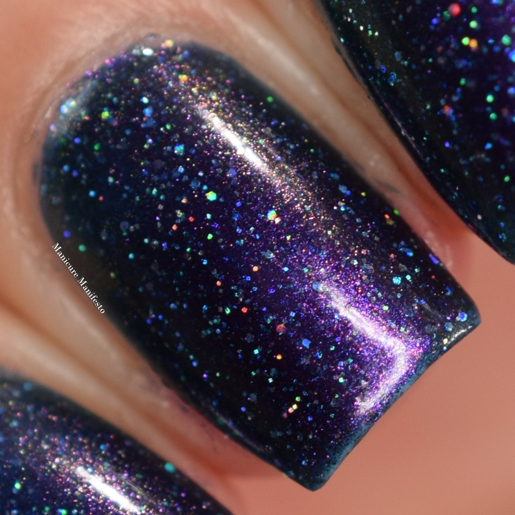Girly Bits Sparrow Of The Dawn swatch