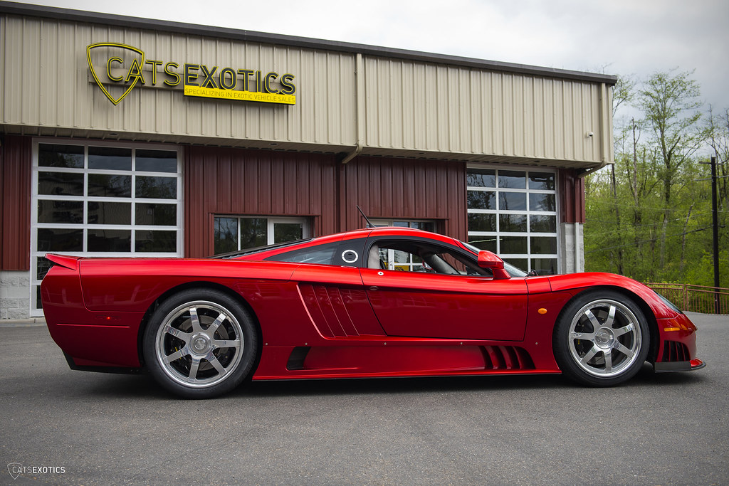 2005 Saleen S7 Twin Turbo Check Out More Exotic Car Photos Flickr