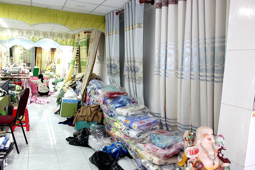 Màn cửa, rèm cửa Cần Thơ - KIM XUÂN 0949 129 139