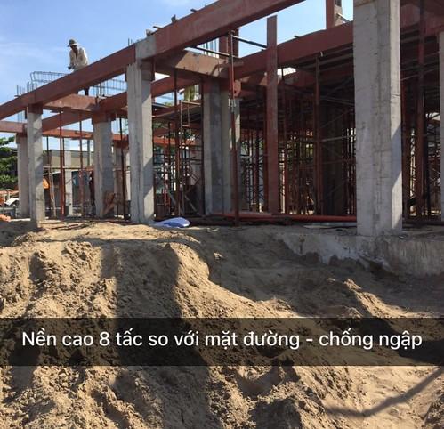 tiến độ dự án Bùi Tư Toàn MD Land 05-2018