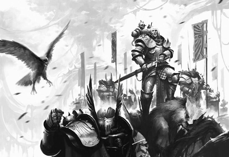 «Калибан: Мир смерти», иллюстрация Михаила Савье