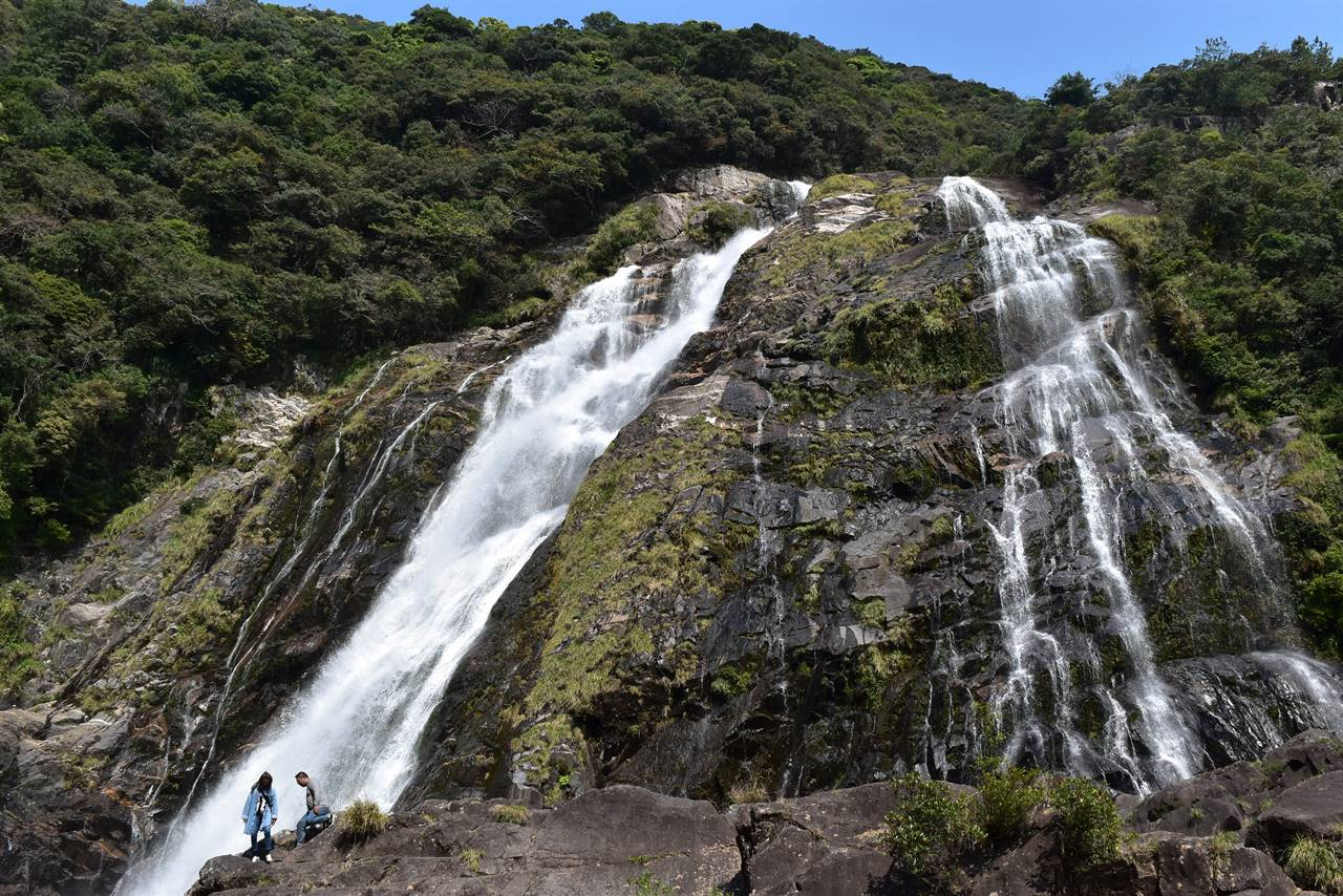 屋久島・大川の滝