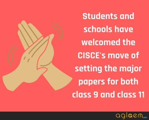 CISCE releases list of subjects for class 9th and 11th