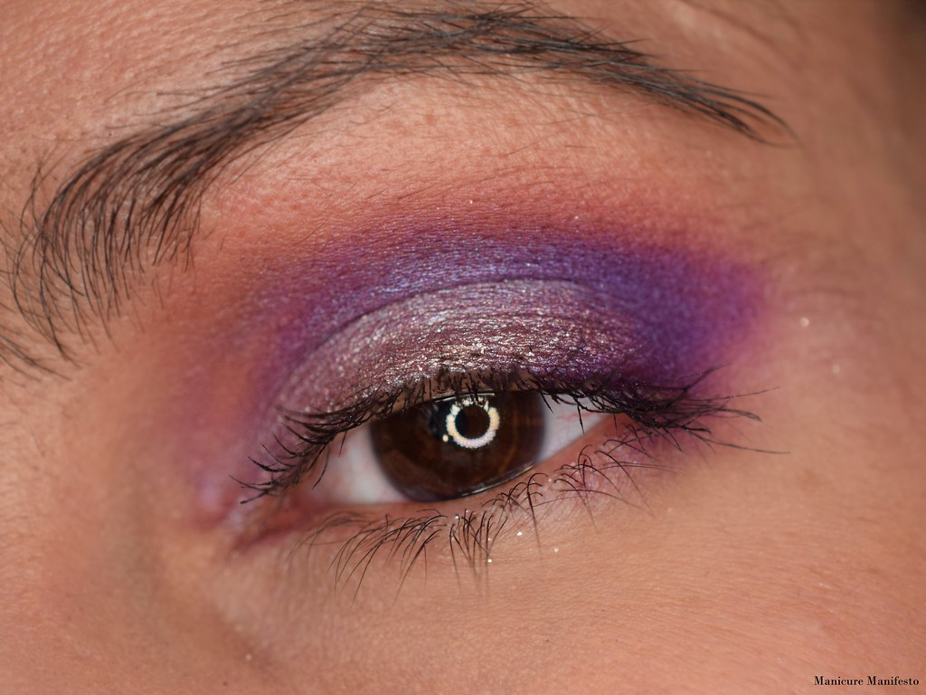 neutral eyeshadow look