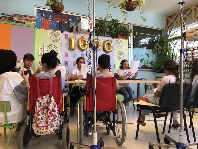 AionSur 40327985420_31c6ba661a_z_d La escuela del Virgen del Rocío acoge el programa 1.000 de Radio Paz Educación