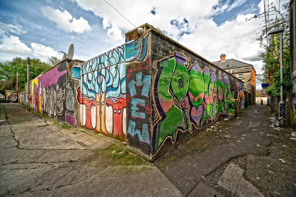 SAINT PETERS LANE - URBAN EXPRESSION AND DEPRESSION 005
