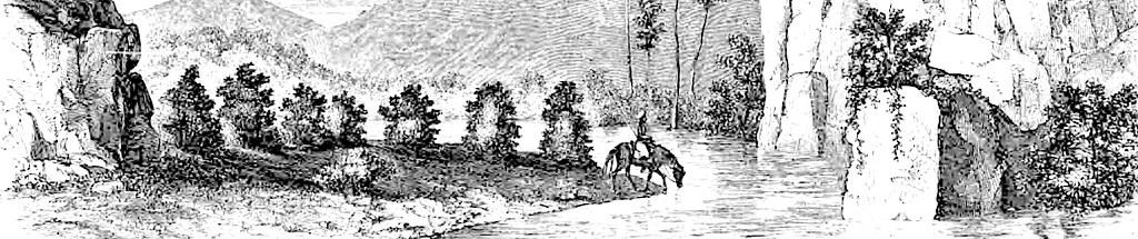 На Иордане в XIX веке.