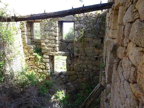 La Casa Bianca, maison principale du hameau de Pastricciola