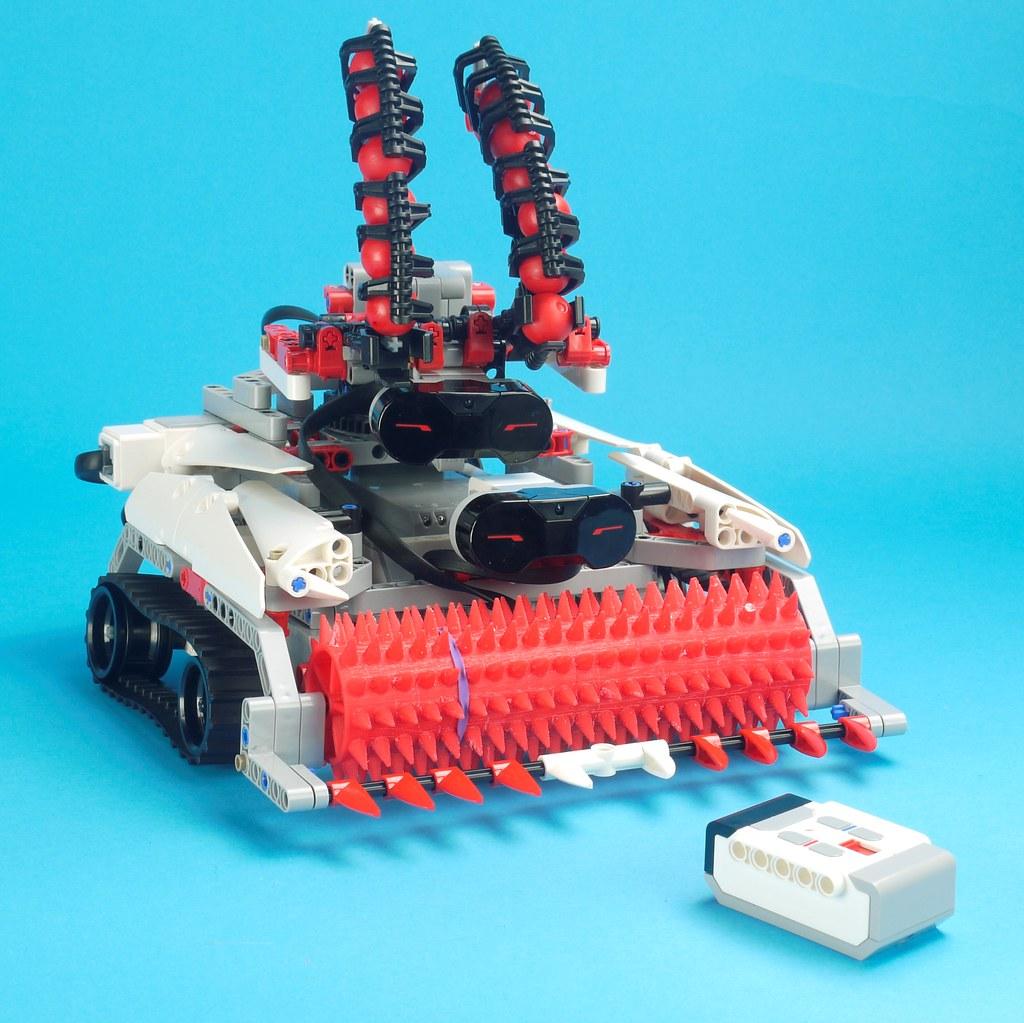 Building Smart LEGO MINDSTORMS EV3 Robots   Brickset: LEGO