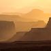 Chimney Canyon Sunset