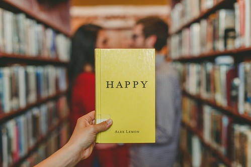 A Book with Happy title - Credit to https://bestpicko.com/ | by Bestpicko