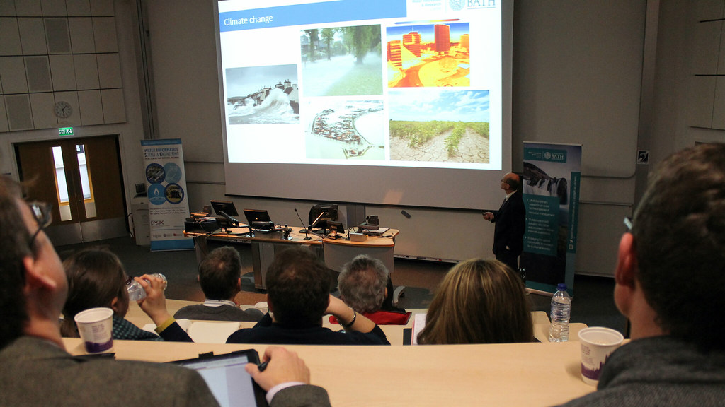 The Water Innovation and Research Centre (WIRC) hosted an open discussion day to showcase their current research themes.