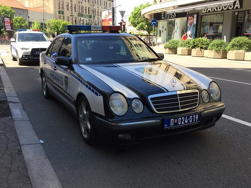 Mercedes E-Class-Traffic Police | by EmergencyReporterSRB