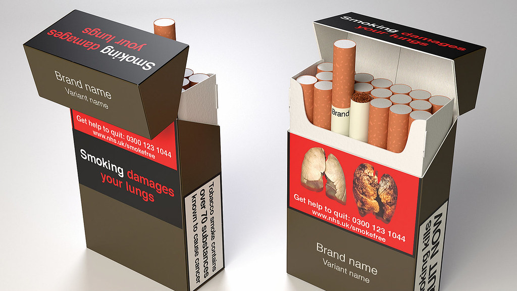 New analysis from the Tobacco Control Research Group into the consultation on standardised packaging for cigarettes.
