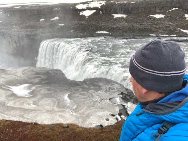 Sele en Dettifoss (Norte de Islandia)