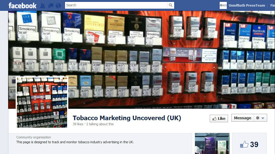 Faceboook page