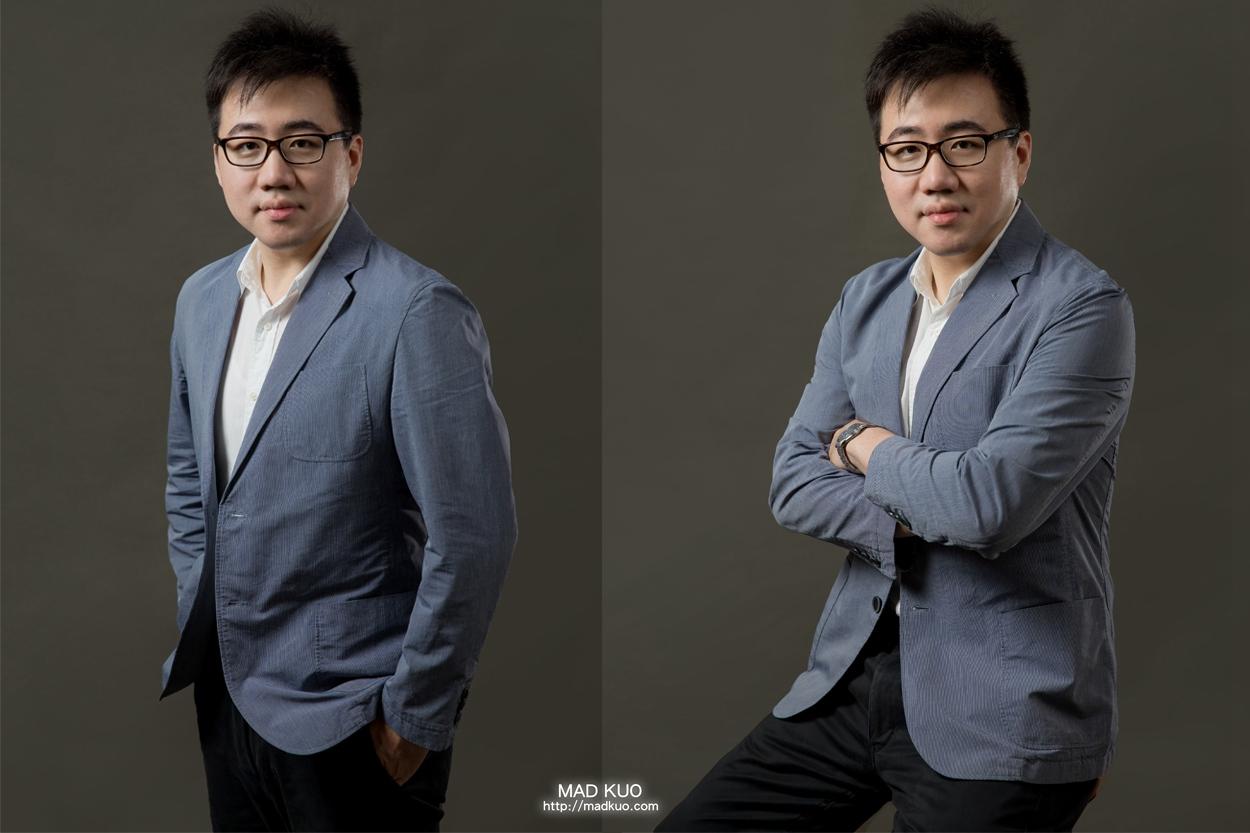 台北專業形象照-默德攝影工作室