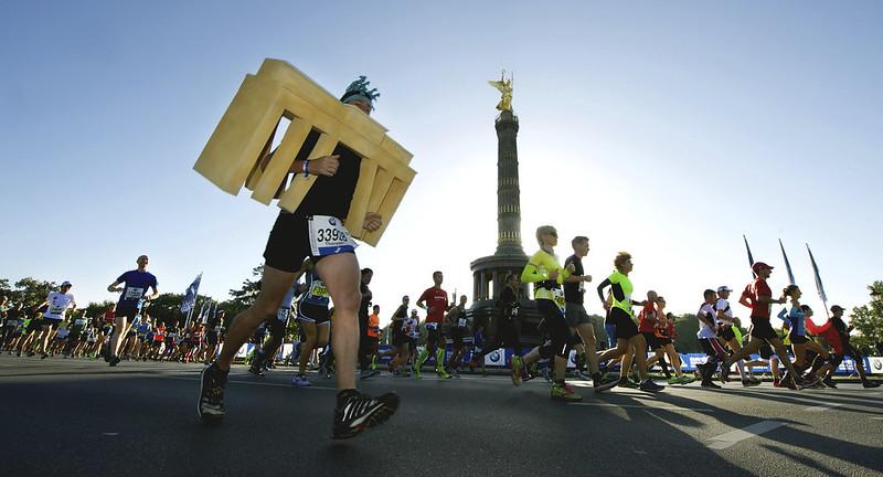 台灣精品望透過活動徵選出具有創意的跑者,透過跑馬讓世界看到臺灣!(主辦單位提供)