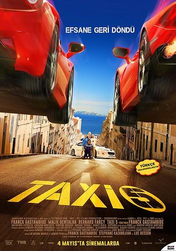 Taxi 5 - Taksi 5 (2018)