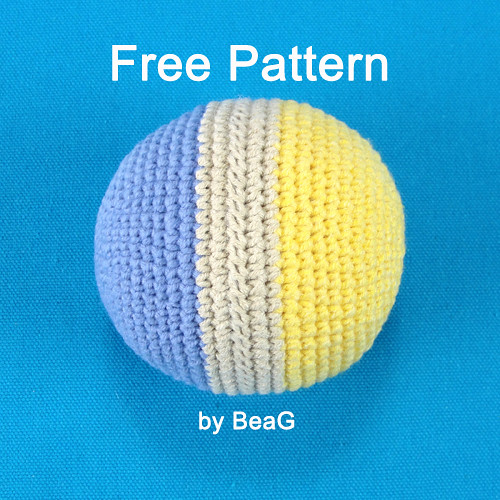 Pattern For Crochet Ball Patroon Voor Gehaakte Bal Flickr