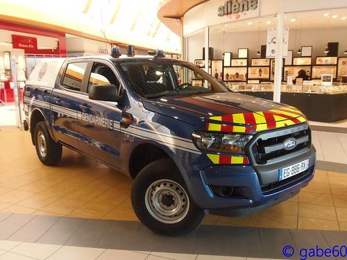 gendarmerie nationale mod le model ford ranger iii aff flickr. Black Bedroom Furniture Sets. Home Design Ideas