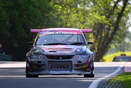 Phil Reed, Mitsubishi Evo IX, Time Attack, Cadwell Park 2018