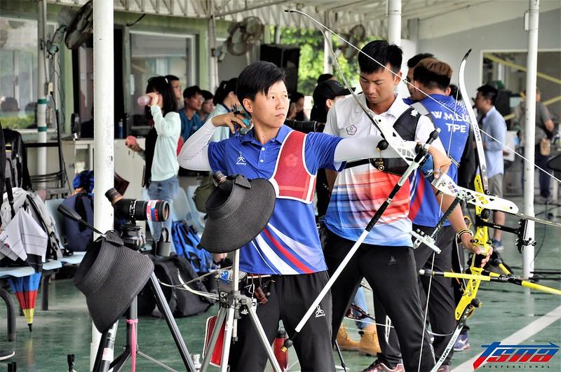 女子反曲弓隊長雷千瑩調整飲食,讓身體更輕盈。(張哲郢/攝)