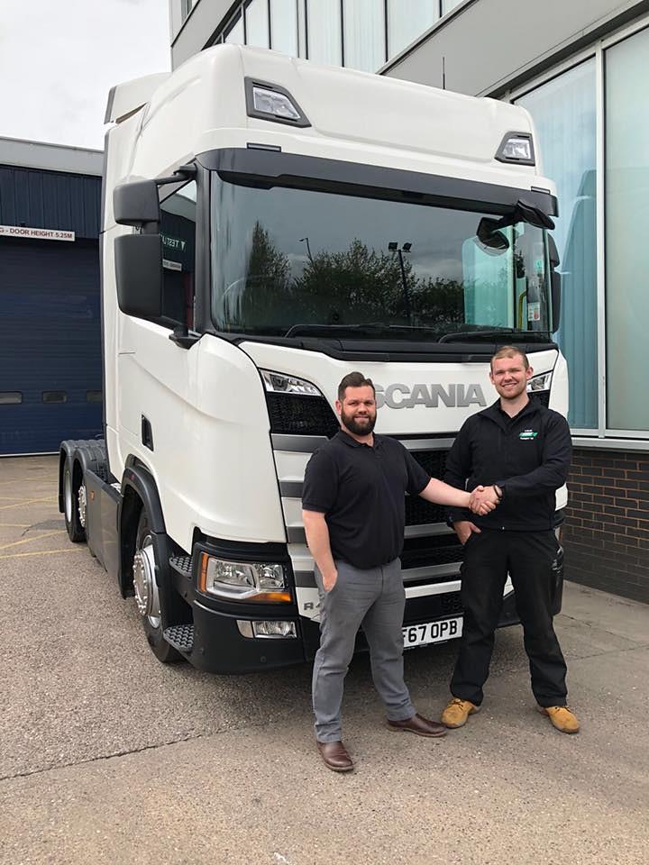 Keltruck Scania Used Sales