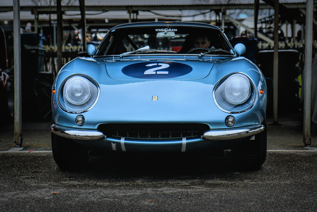 1966 Ferrari 275 GTB C