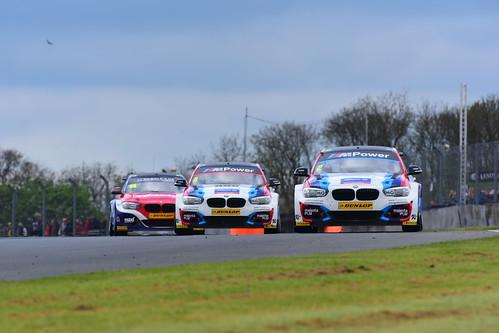 British Touring Car Championship, Donington Park 2018