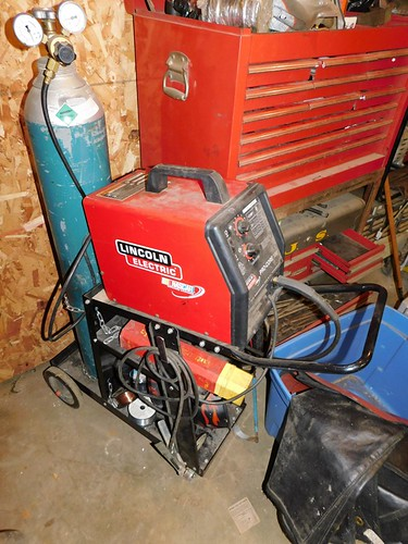 Lincoln Pro Core welder | by thornhill3
