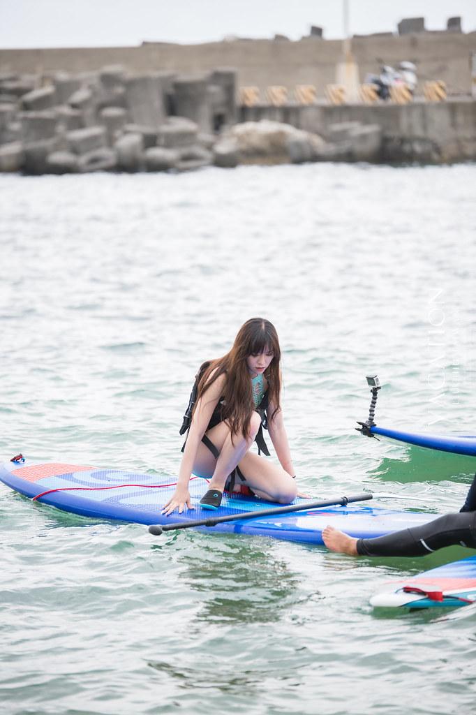 小琉球海上SUP