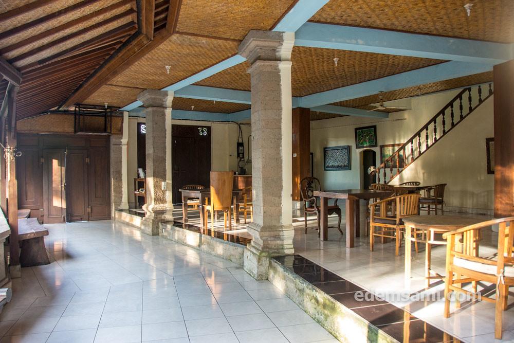 Отель, жилье в Убуде