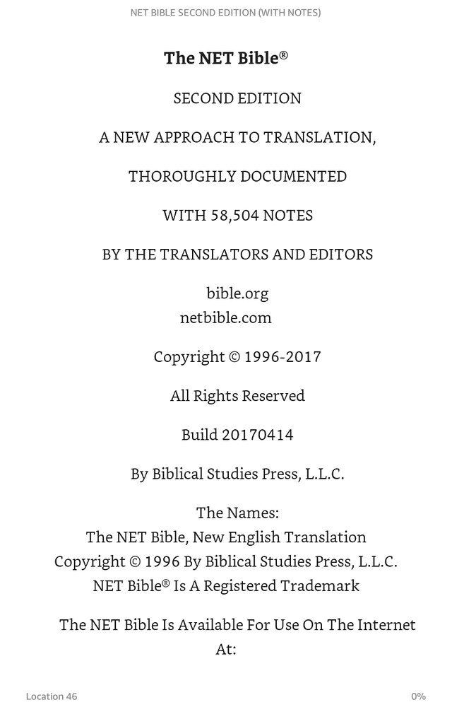 The holy bible american standard version (1901) kindle edition.
