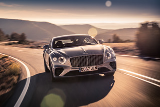 2018 Bentley Continental GT - 01 | by Az online magazin