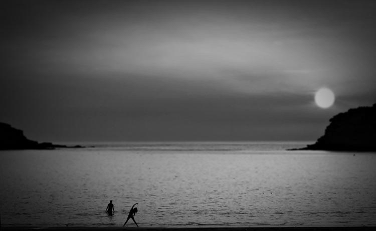 Fotografia em Palavras: Linha do horizonte