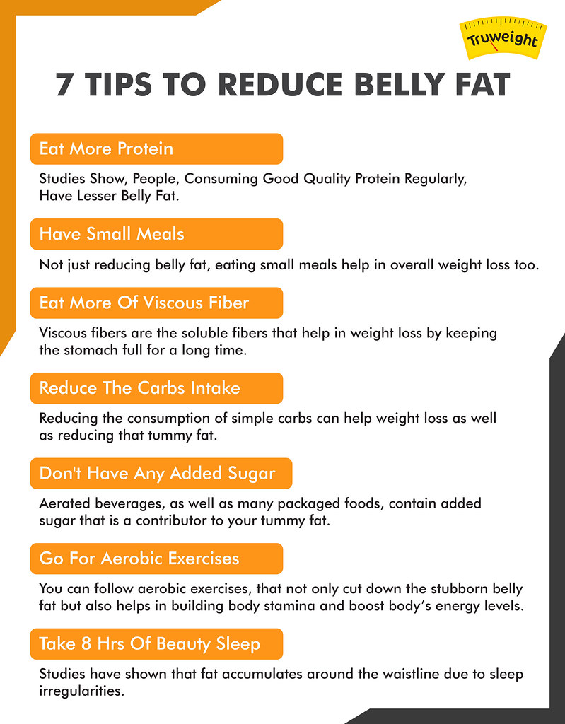 7 Days Diet Plan & Effective Tips to Reduce Belly Fat | Flickr