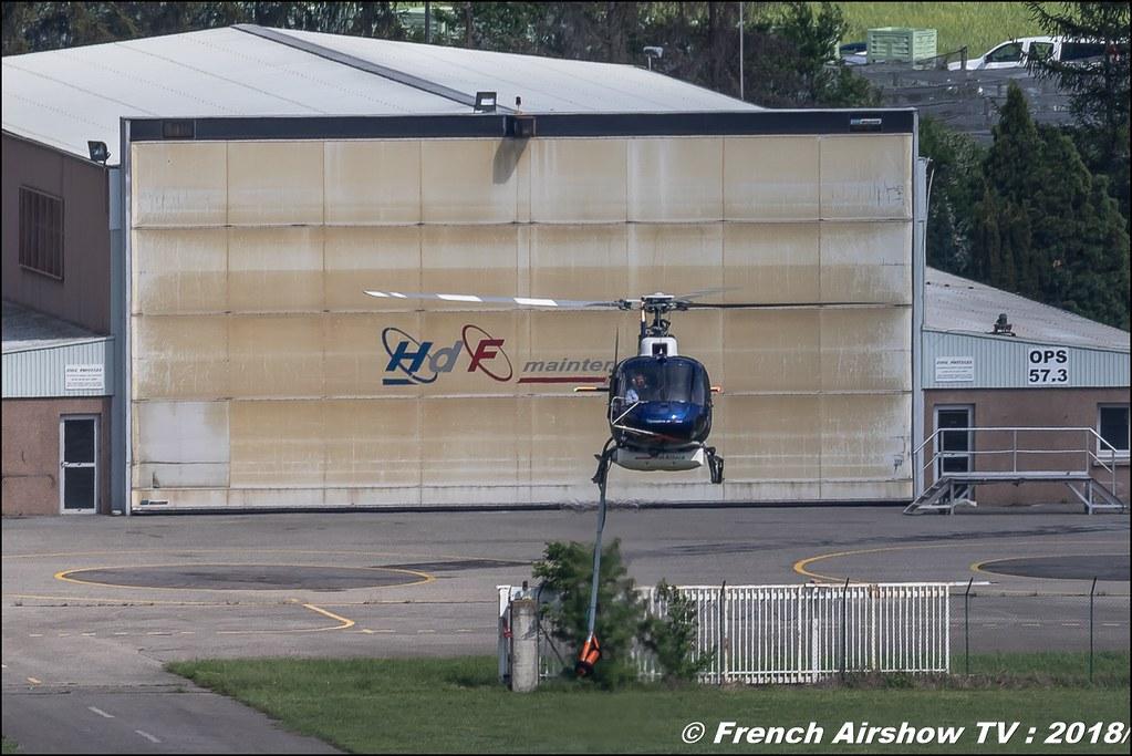 Démonstration Hélicoptère bombardiers d'eau , HDF Maintenance , Meeting Aérien Gap-Tallard 12 mai 2018 - Alpes-Envol , Association AGATHA , Canon EOS , Sigma France , contemporary lens , Meeting Aerien 2018