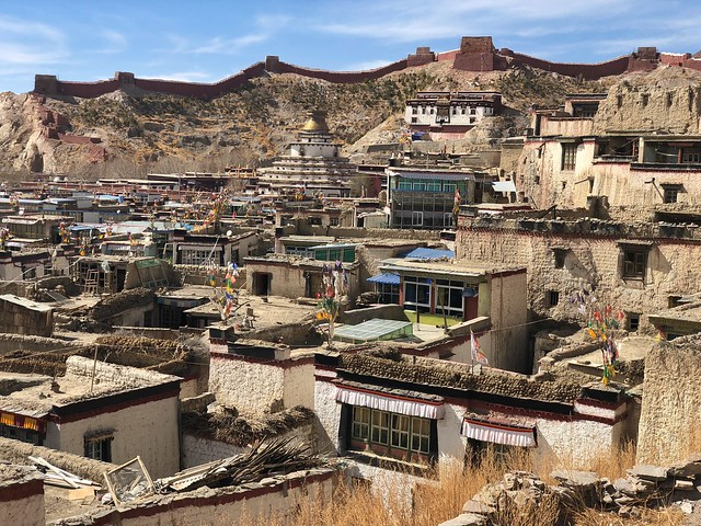 Gyantse (Tíbet)