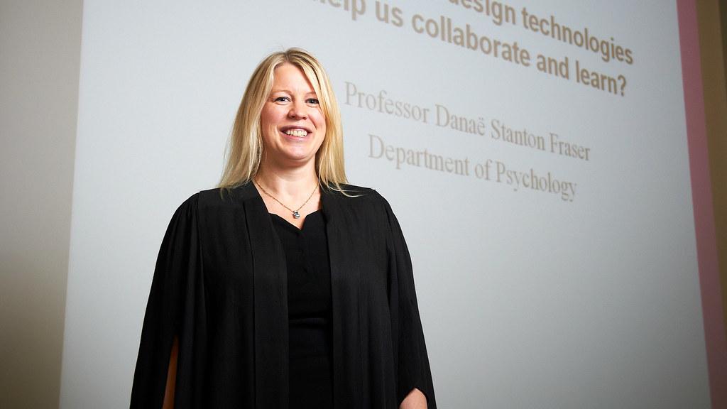 Professor Danaë Stanton Fraser