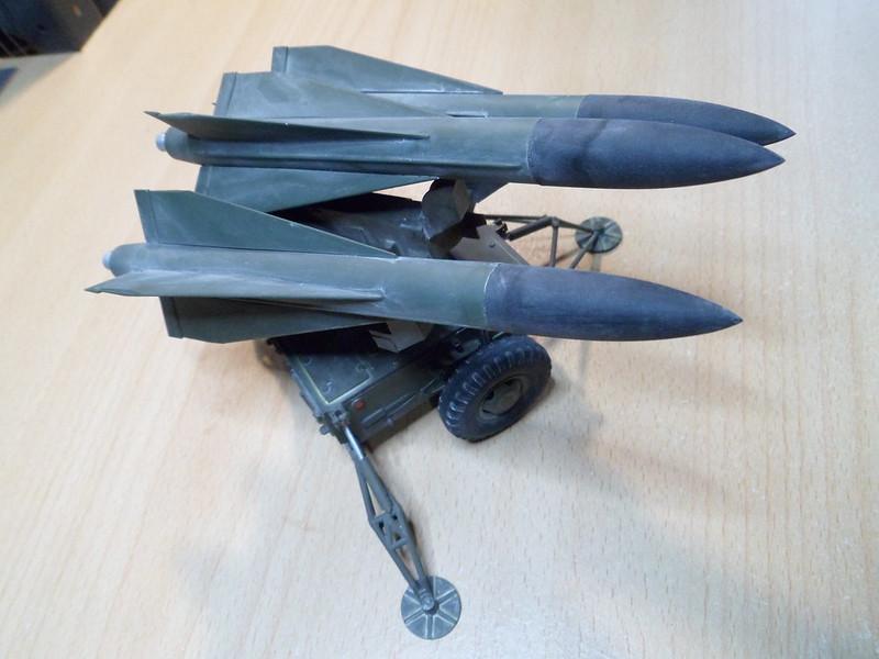 Pas-à-pas : Northrop Hawk missile [Revell Classics 1/32] - Page 3 41211643945_3f09057e25_c