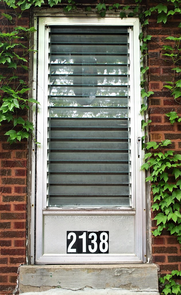 ... Door With Jalousie Window | By Brule Laker