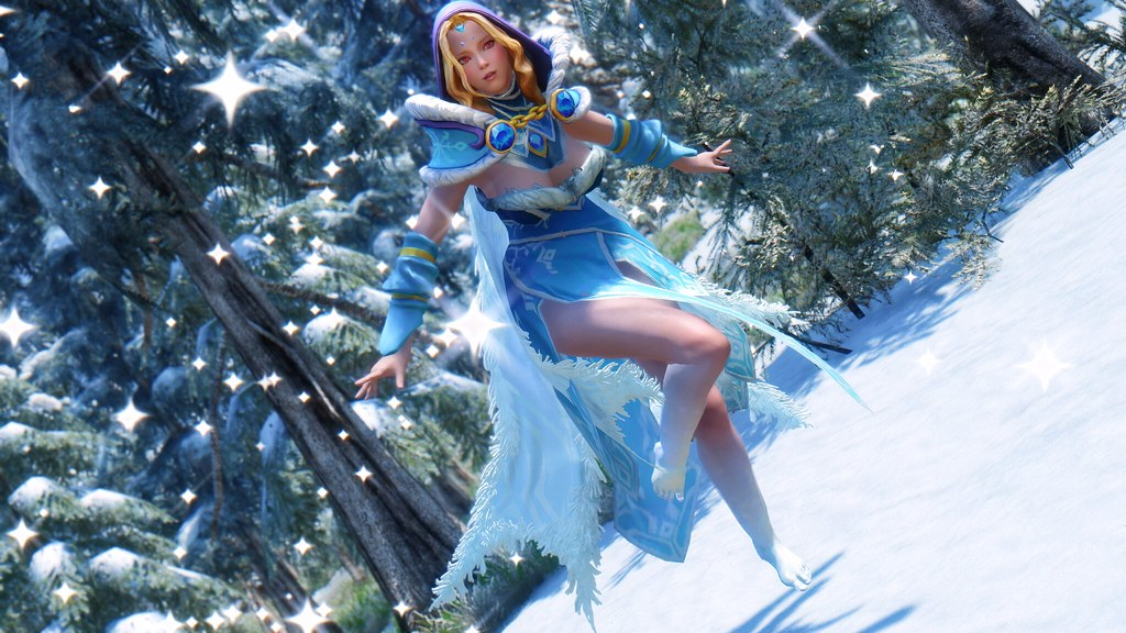 who calls the crystal maiden mod clothes from crystal mai flickr