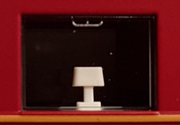 Roco mit Märklin Tischlampen