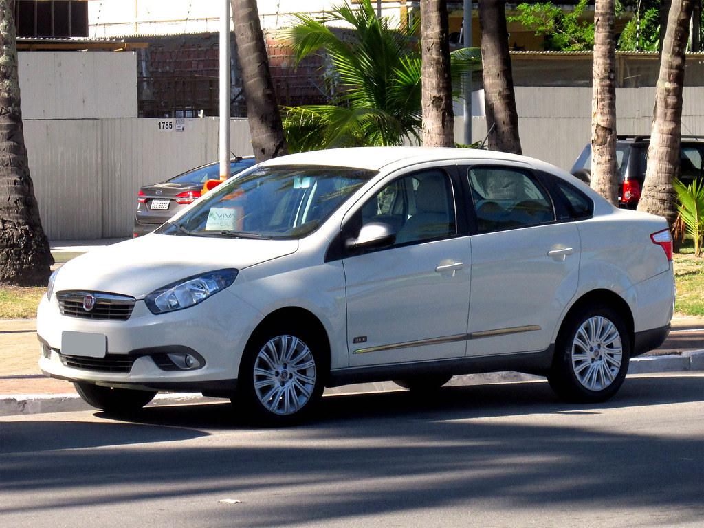 Fiat Grand Siena Sublime 1.6 Flex 2014 | Marcos Acosta | Flickr