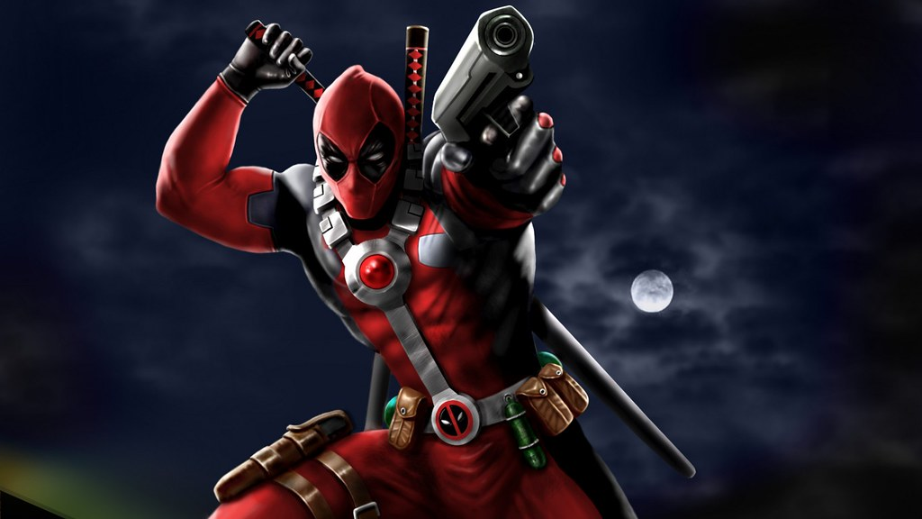 Deadpool Wallpaper Free Download High Definition Quality D Flickr